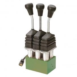 Гидравлические джойстики управления серии  HPVL/SPVL  для колесных погрузчиков