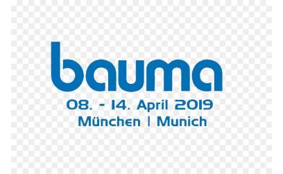 BAUMA 2019 Мюнхен