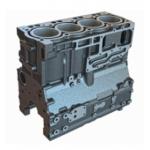 Блок двигателя и головка цилиндра