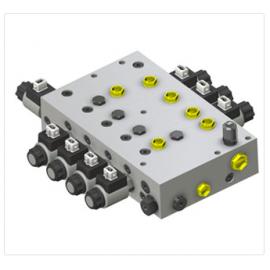 Клапан управления трансмиссией серии DV103