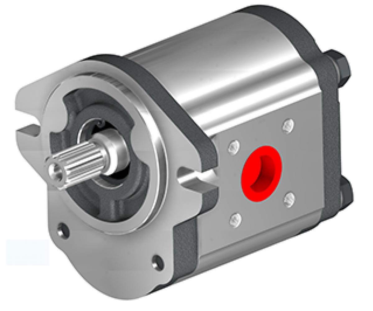 Гидромоторы  HEMA  в алюминиевом и чугунном корпусе