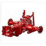 Тракторные трансмиссии серии H100