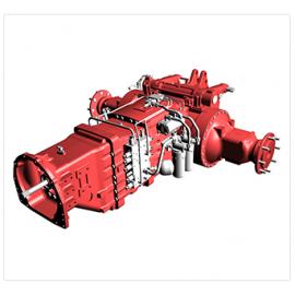 Тракторные трансмиссии серии H104